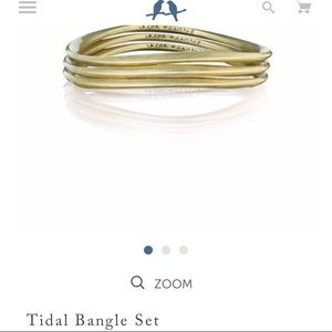 Chloe + Isabel Tidal Bangle Bracelets